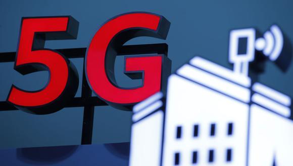 El alcance del 5G se irá ampliando a nivel nacional, de acuerdo a las autorizaciones brindadas y conforme a lo que determinen los operadores . (Foto: AFP)