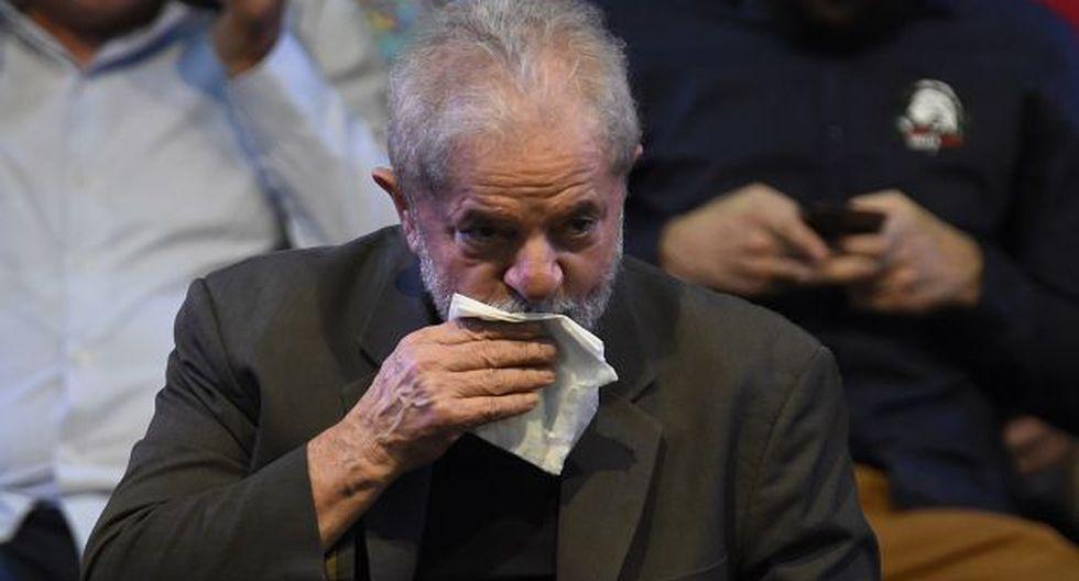 Lula lidera las encuestas electorales por una amplia ventaja de cara a los comicios del 7 de octubre. (Foto: AFP)