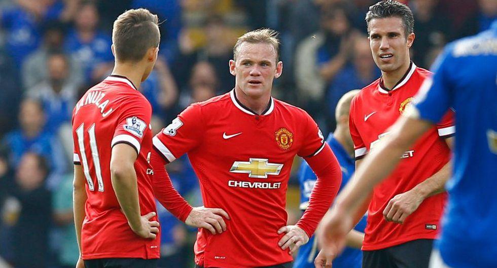 Decepción y tristeza de los jugadores del Manchester United   - 12