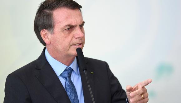 Gobierno de Bolsonaro prohíbe el ingreso de altos funcionarios de Maduro a Brasil. Foto: Archivo de AFP