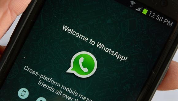 Más de 175 millones de personas interactúan con una empresa cada día en WhatsApp, según el director de operaciones. (Foto: AFP)