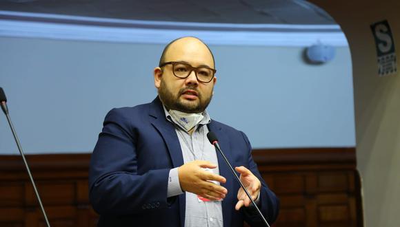 (Foto: Congreso de la República)