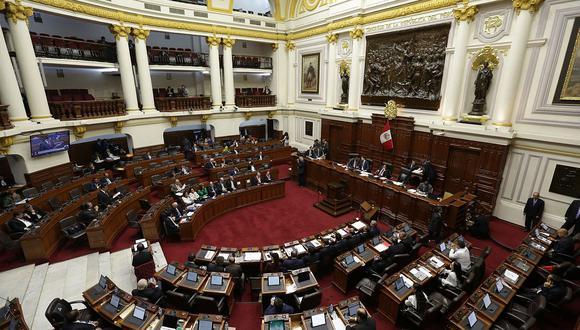Legisladores saludaron la iniciativa de Daniel Salaverry de no renovar contrato a militantes de Fuerza Popular. (Foto: GEC)