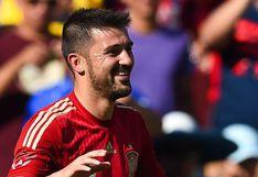 David Villa recibe emotivos mensajes de despedida tras anunciar su retiro del fútbol [FOTOS]