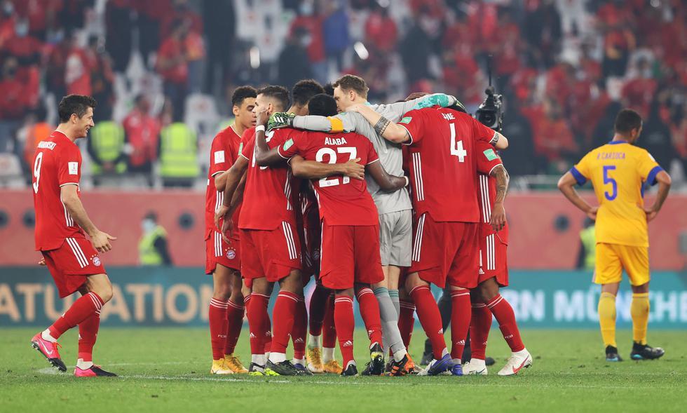 Tigres vs. Bayern Múnich por la final del Mundial de Clubes