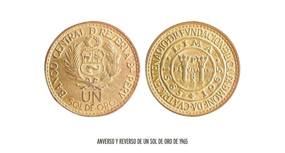 El sol como moneda del Perú, una historia de 150 años en fotos - 6