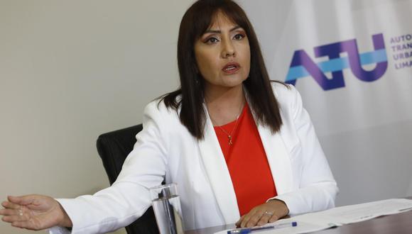 María Jara. (Foto: GEC)
