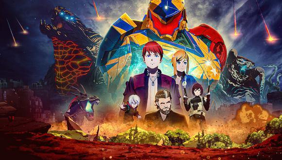 'Titanes del Pacífico: Tierra de Nadie' es uno de los animes más populares. (Foto: Netflix)
