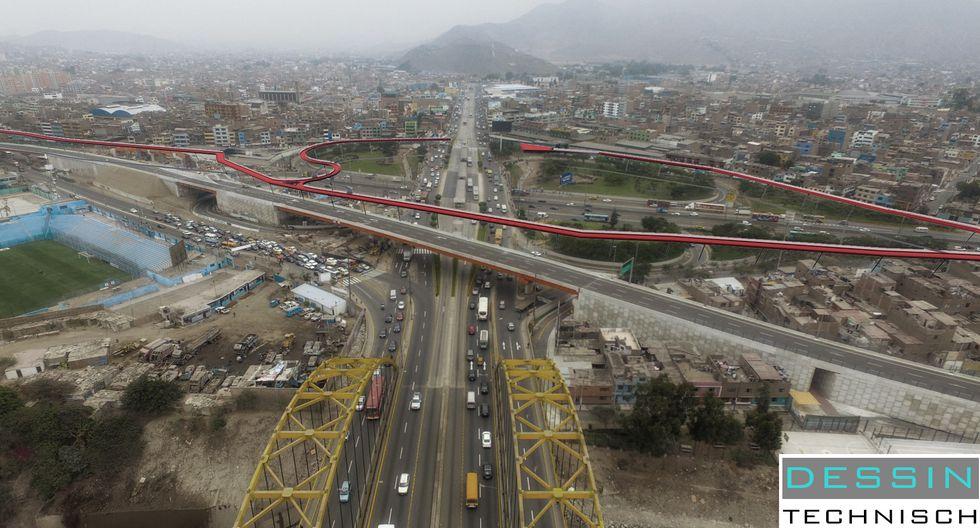 En estas rutas, que se desplegarían en más de diez distritos, podrían hacerse uso de bicicletas, scooter eléctrico, bici-cargo, taxi-cleta.