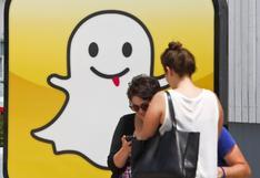 Snapchat: nuevo formato de publicidad cuesta dos centavos