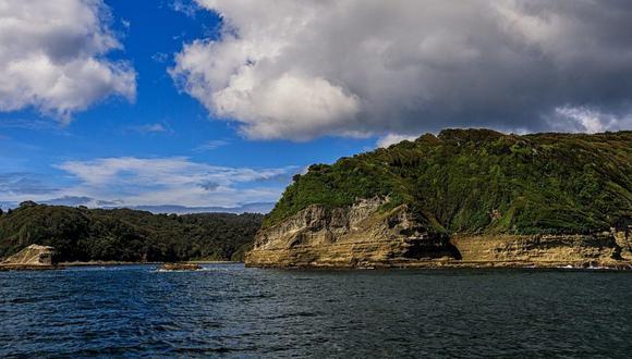 Isla Guafo. Foto: WWF Chile
