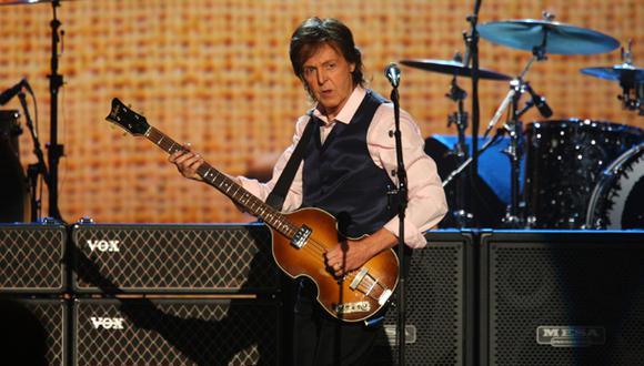 Paul McCartney confirma su regreso a América Latina