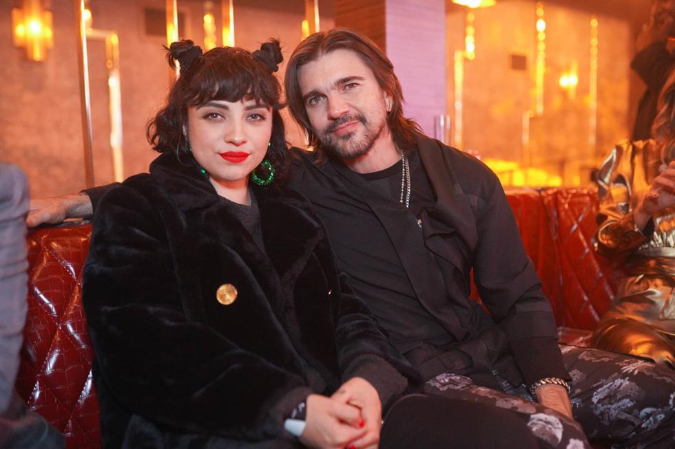 Mon Laferte y Juanes. (Foto: Difusión)