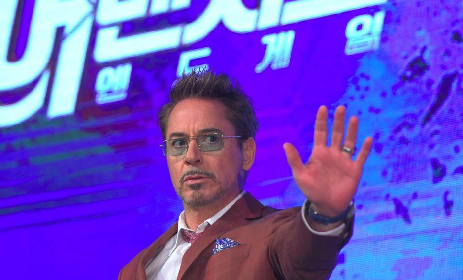 Robert Downey Jr. (Foto: Agencias)