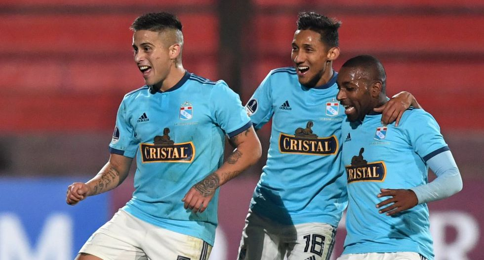Club: Sporting Cristal   Nombre anterior: Sporting Tabaco. (AFP)