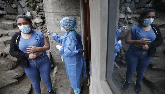 Refuerzan cerco epidemiológico en Ate para contener la variante Delta Plus | Foto: Jorge Cerdan/@photo.gec