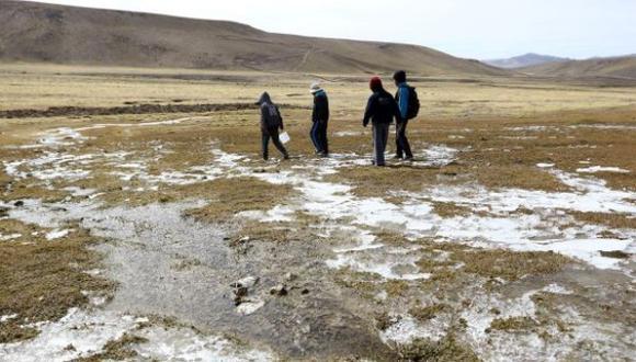 Apurímac: suspenden clases en 15 colegios por bajas temperaturas