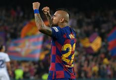 """""""Tenemos que mejorar mucho si queremos lograr algo lindo"""": la opinión de Vidal tras triunfo del Barcelona"""
