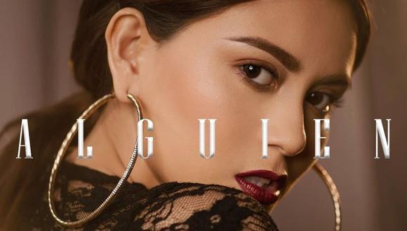 """Amy Gutiérrez presenta su nuevo sencillo """"Alguien"""". (Foto: @amygutierrezperu)"""