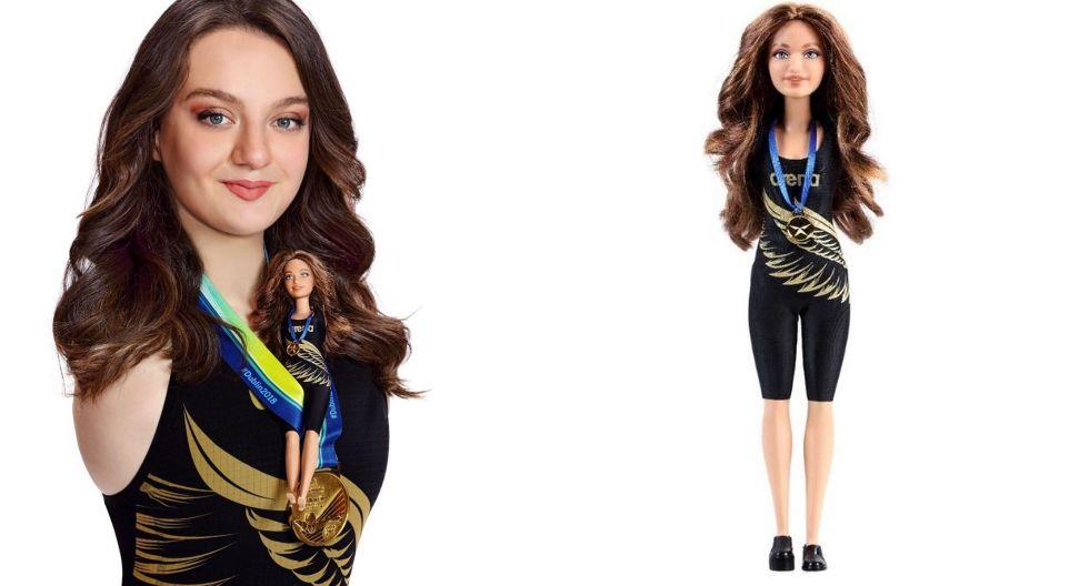 Barbie lanzó un nuevo modelo, el cual fue inspirado en la nadadora turca Sümeyye Boyacı de 16 años. Recorre la galería para conocer más detalles. (Foto: @sumeyyeboyacii)