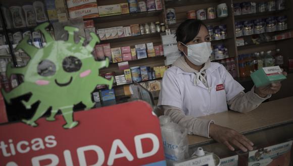La pandemia del COVID-19 ha generado una escasez de medicinas esenciales. (Foto: Joel Alonzo   GEC)