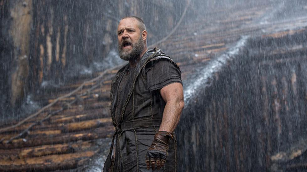 """Russell Crowe: """"'Noé' es la historia de una experiencia humana"""" - 1"""