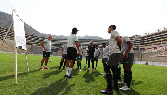 Universitario de Deportes jugará dos partidos amistosos esta semana. (Foto: @Universitario)