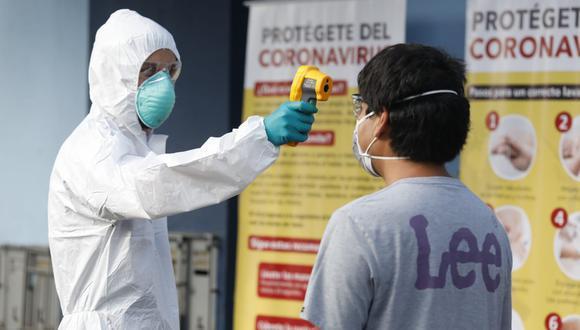 Número de contagios de  COVID-19 se duplican cada ocho días, aseguró Vizcarra. (Foto: Diana Marcelo/GEC)
