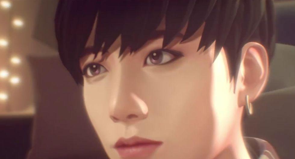 Muchos fans de BTS quedaron sorprendidos al ver las imágenes. (Captura YouTube)