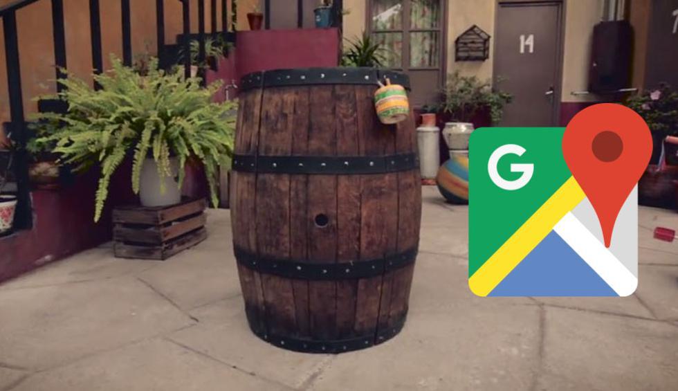 ¿Quieres visitar el lugar donde se grabó 'El chavo del 8'? Ahora Google Maps te dice dónde se encuentra la escenografía.