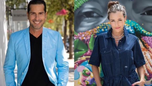 Gregorio Pernía y Marcela Mar fueron pareja durante seis años (Foto: Instagram)