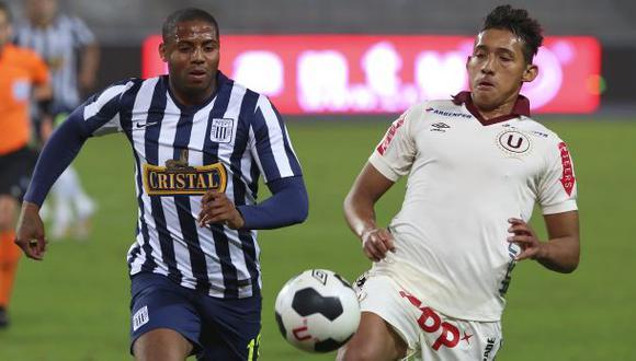 Clásico Alianza vs. Universitario será en fecha 7 del Apertura
