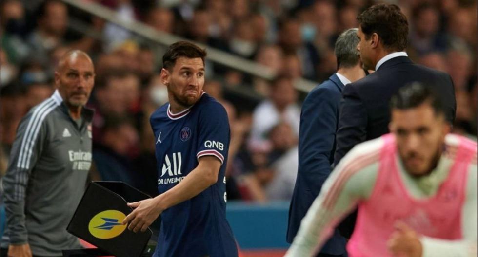 Lionel Messi no ha podido anotar hasta ahora con la camiseta del PSG: lleva 3 partidos desde que llegó. (Foto: Agencias)