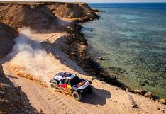 Dakar 2021 EN VIVO: sigue el MINUTO a MINUTO de la etapa 11 entre Al-Ula y Yanbu