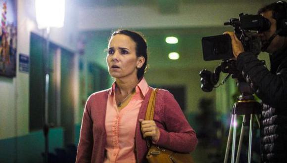 "Érika Villalobos protagoniza ""Mi Esperanza"". (Foto: Difusión)"