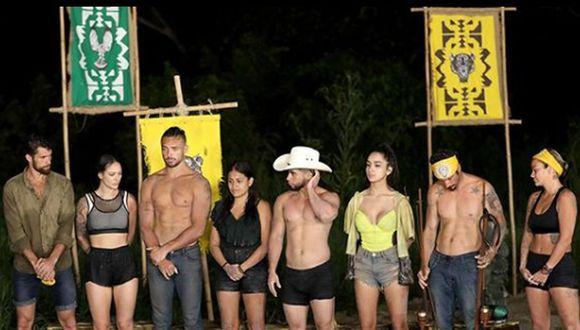 """Los 16 participantes de """"Survivor México"""" fueron divididos en dos tribus (Foto: TV Azteca Uno)"""