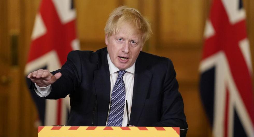 El primer ministro, Boris Johnson, ordenó que la población británica se quedara en casa salvo para evitar el contagio por coronavirus, una medida que continúa vigente. (Foto:Andrew PARSONS / 10 Downing Street / AFP).