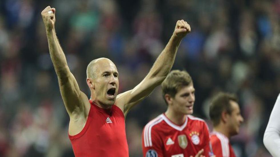 Top 5: Análisis de los mejores del Bayern vs. Manchester - 1