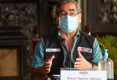 """Ministro de Salud sostiene que """"hay una tendencia en la reducción"""" de nuevos casos de COVID-19"""