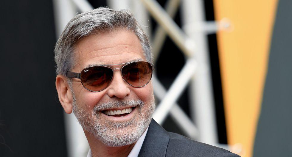 George Clooney dirigirá y protagonizará un filme para la plataforma de streaming Netflix. (Foto: AFP)