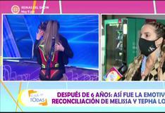 Alejandra Baigorria revela que impulsó la reconciliación entre las hermanas Loza
