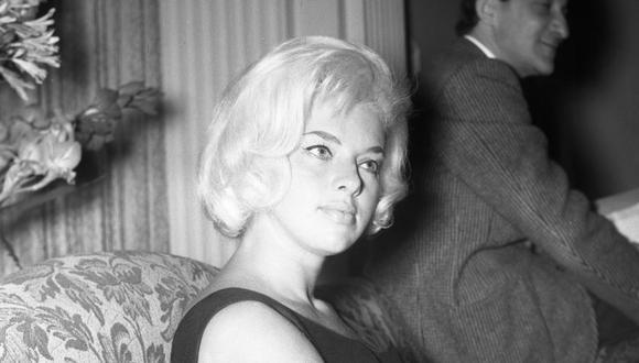 La actriz británica alborotó Lima en 1961, cuando llegó para presentarse ante el público peruano. (Foto: GEC Archivo Histórico)