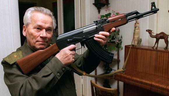 Se agotaron los Kalashnikov en EE.UU. tras sanciones a Rusia