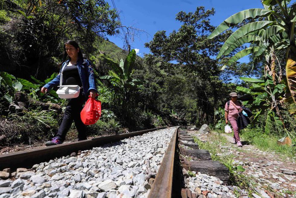 Todos los caminos conducen a Roma, y también a Machu Picchu. Actualmente, la pandemia por el COVID-19 ha originado que se reestructuren los protocolos de visita a los parques arqueológicos de Cusco, implementando restricciones. Para visitar la maravilla mundial existen tres accesos permitidos. La ruta más conocida y tradicional es vía tren desde Cusco u Ollantaytambo (Urubamba). (Foto: Melissa Valdivia)