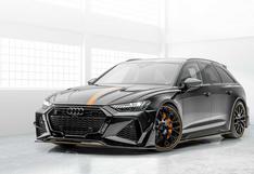 Mansory prepara la versión más extrema del Audi RS6 Avant   FOTOS