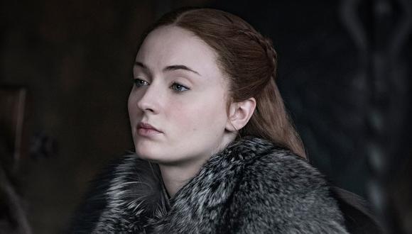 Sophie Turner encarnó a Sansa Stark cuando tenía 13 años. (Foto: HBO)