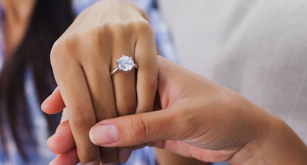 El anillo de compromiso y de matrimonio es el mayor símbolo del amor entre las parejas, pero existen muchas interrogantes al rededor de esta sortija (Foto: Pixabay)