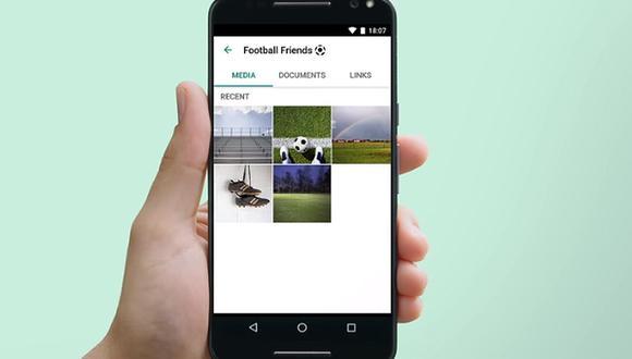Con la nueva función de WhatsApp, las imágenes que envíes se borrarán definitivamente en cuestión de segundos. (Foto: WhatsApp / YouTube)