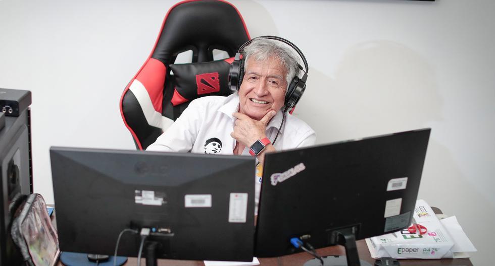 Virgilio Acuña Peralta (Foto: Hugo Pérez | El Comercio)