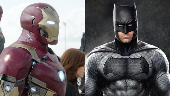 """Civil War"", a punto de superar taquilla de ""Batman v Superman"""